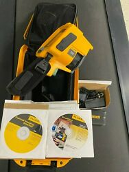 Fluke Thermal Imaging Scanner - Tis 9hz With Complete Documentation And Cd's.