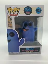 Funko Pop Fosters Home- Bloo Mint In Stock W/ Protector