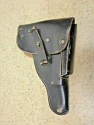 Vintage German Holster- Mauser Walther- P08 P38