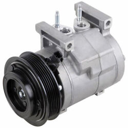 For 2016 Jeep Grand Cherokee New Oem Ac Compressor And A/c Clutch Gap
