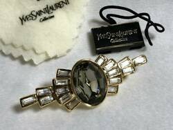 Authentic Owned Completely Discontinued Yves Saint Laurent Vintage Ysl Bi 6-104