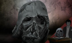 Sideshow Collectibles Darth Vader Pyre Helmet Prop Replica By Efx 100/250 New