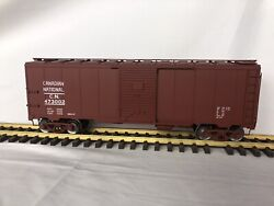 Accucraft 132 Scale 45mm Gauge Aar Box Car Canadian National