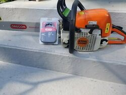Stihl Ms 290 Chainsaw New 20 Bar And Chain