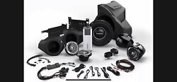 Rockford Fosgate Rzr14rc-stage5 Audio Upgrade Kit For Select Ride Command Rzr