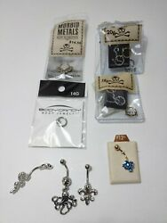 Morbid Metals Body Candy Nose Septum Belly Piercing Jewelry