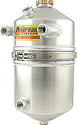 Peterson Fluid Systems Dry Sump Tank 4 Gal