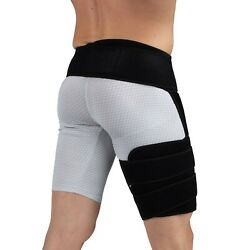 Hip Brace For Sciatic Nerve Pain Relief Thigh Brace For Men And Women Sciatica ...