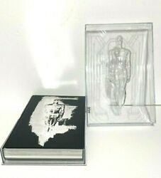 Alex Ross Earth X Graphitti Designs Limited Signed Clamshell 2001 833