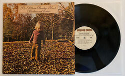 The Allman Brothers Band - Brothers And Sisters - 1973 Us 1st Press Nm