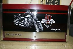 Snap On Collector Harley Top Box Serial 2 Of 7400