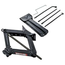 Spare Tire Wrench Tool Kit And 2t Lifting Scissor Jack For Ford F150 2004-2014
