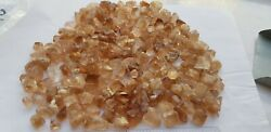 600 Gram Top Quality Natural Colour Topaz Crystal Rough Lot From Skardu Pakistan