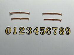 Tether Car Waterslides Buckle And Numbers Cox, Ohlsson Rice, Oandr, Thimble Drome