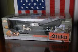 The Ultimate Soldier Xtreme Detail Luftwaffe A5 Ch Green Stuka Dive Bomber