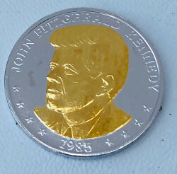 National Historic Mint - Double Eagle Collection Jfk John Fitzgerald Kennedy