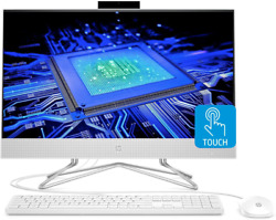 Hp 2021 Newest All-in-one Desktop Computer 23.8 Full Hd Touchscreen 11th Gene