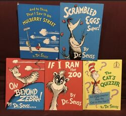Discontinued - Out-of-print - Pulled From Publication Childrenandrsquos Book Lot X5
