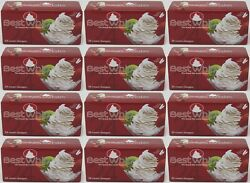 Brand New 288-count Bestwhip 8g Pure N2o Whipped Cream Chargers Food Grade Whip
