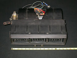 Vintage Danhard Car Auto Under Dash Air Conditioner Cary Products 825 Texas Usa