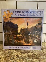 Piccadilly Square London Bits And Pieces Puzzle 300 Piece Jigsaw Sandi Lebron New