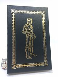 Easton Press I Robot Isaac Asimov Leather Science Fiction Sci-fi Short Stories