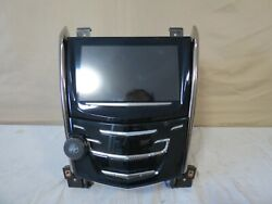 ✅ Cadillac 13-14 Ats 14-15 Elr Climate Gps Touch Screen Face Panel Oem 84402534