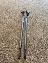 Original 1965 166 Ford Mustang Shelby Gt350 289 Hipo K Code Strut Rods And Stops