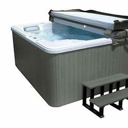 Highwood Spakit-fl-cge Hot Tub Cabinet Spa Replacement Kit Coastal Gray
