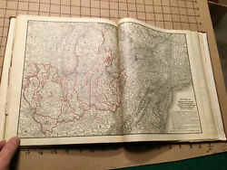 Vintage Map -- Railway -- 1913 -- 15 Central Reight Assoc Territory Grain Rates