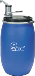 S100 Total Cycle Cleaner 12100l 100l. Drum