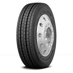 Goodyear Set Of 4 Tires 245/70r19.5 L G647 Rss All Season / Commercial Hd