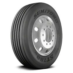 Sumitomo Set Of 4 Tires 295/75r22.5 L St788se All Season / Commercial Hd