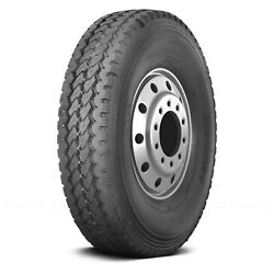 Americus Set Of 4 Tires 44x11r24.5 L Ms4000 All Season / Commercial Hd