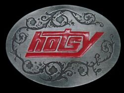 Tg03144 Vintage 1980s Hotsy Pressure Washer Company Tools Belt Buckle