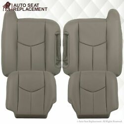 2003 To 2007 Chevy Tahoe Suburban Silverado And Sierra Leather Full Front Covers