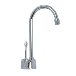 Velosah Single-handle Instant Hot Water Dispenser Faucet In Polished Chrome