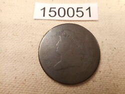 1810 Large Cent - Chocolate Brown - Nice Collector Grade Album Coin - 150051