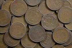 New Inventory Old Copper Coins 5000 Lincoln Wheat Cents Not Searched Psesale