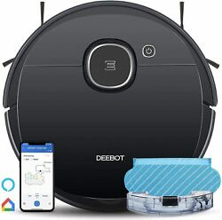 Ecovacs Deebot Ozmo 920 2in1 Mopping Robotic Vacuum Cleaner New