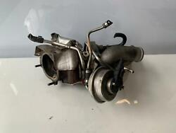 Bentley Continental Gtc Flying Spur Turbolader Turbocharger 07c145061h