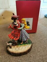 Disney Traditions Showcase Sleeping Beauty Once Upon A Dream Briar Rose Ornament