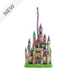 Disney Store Castle Collection Small Hanging Ornament Aurora Sleeping Beauty...