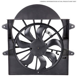 For Mercedes G55 G63 Amg Cooling Fan Assembly Gap