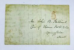 Margaret Scammon / West Point Beer Letter To Brother Re Missing Beer Wife Signed