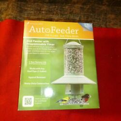 Wingscapes Auto Feeder Automatic Bird Feeder