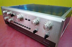 Accuphase Control Amplifier C-200x Ac100v Working Properly 7683