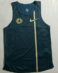 Nike Pro Elite 2014 Gold Medalist Distance Singlet Size Small Rare Track