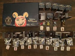 Disney Vinylmation Myths And Legends Collection Lot