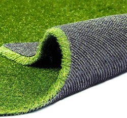 Fas Home Artificial Grass Turf 10ftx62ft620square Ft,0.8 Pile Height Realisti